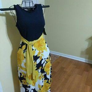 Maxi En focus dress